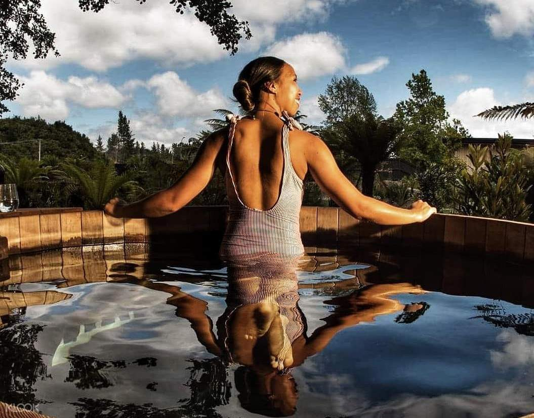 Rotorua hot pools